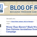 ACLU attacks The Radiance Foundation and TooManyAborted.com campaign