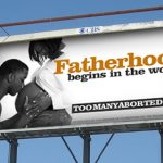 """FATHERHOOD BEGINS IN THE WOMB"" by The Radiance Foundation"