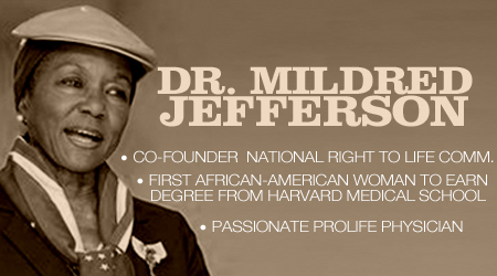 The Radiance Foundation honors Dr. Mildred Jefferson