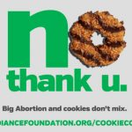"""""""COOKIECOTT"""" the Girl Scouts - The Radiance Foundation"""