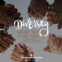 """Real Diversity"" by The Radiance Foundation"