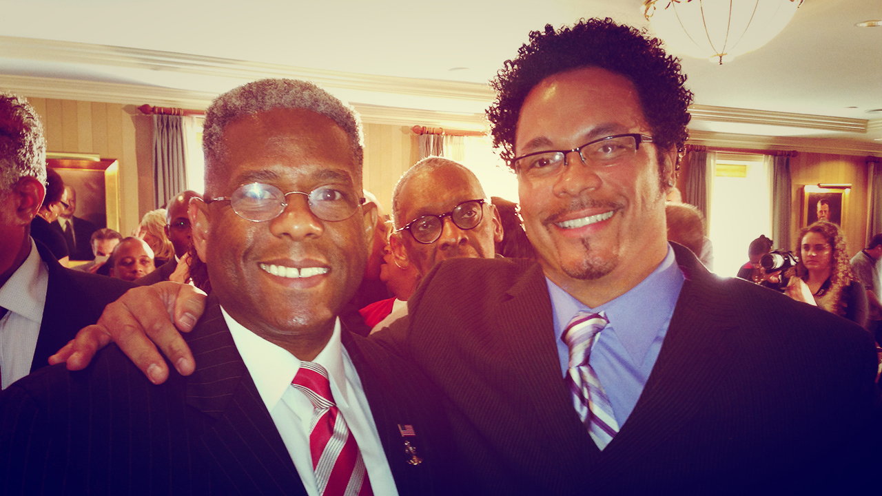 Ryan thanks Congressman Allen West for partnering with Radiance and others to hold a summit on abortion in the black community.
