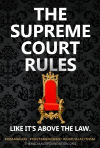 """Supreme Court Rules"" by The Radiance Foundation"