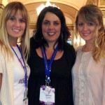 Bethany, Erika & Miranda at Values Voter Summit.