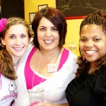 Bethany, Angie & Tisha at CHERISHED event.