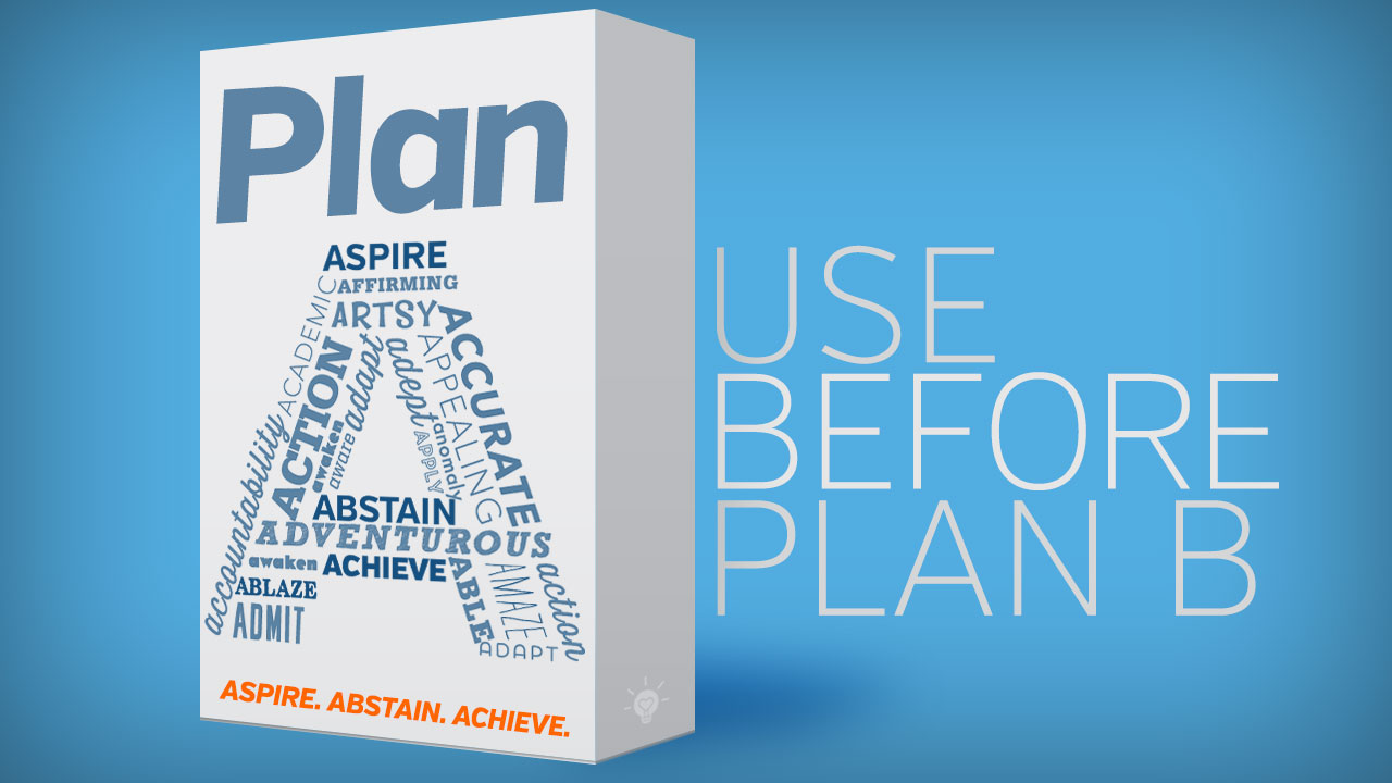 """""""PLAN A: Aspire, Abstain, Achieve (sm) by The Radiance Foundation"""