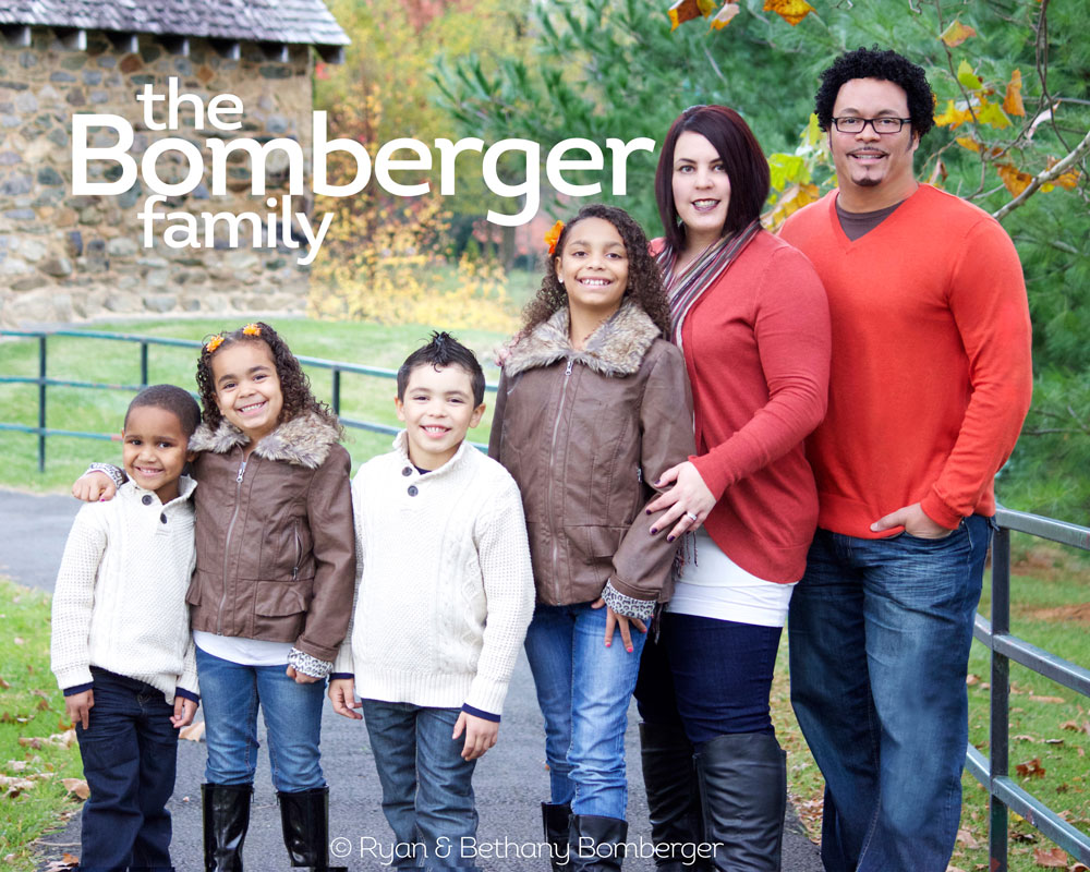 The Bomberger Family (aka The Bombs)