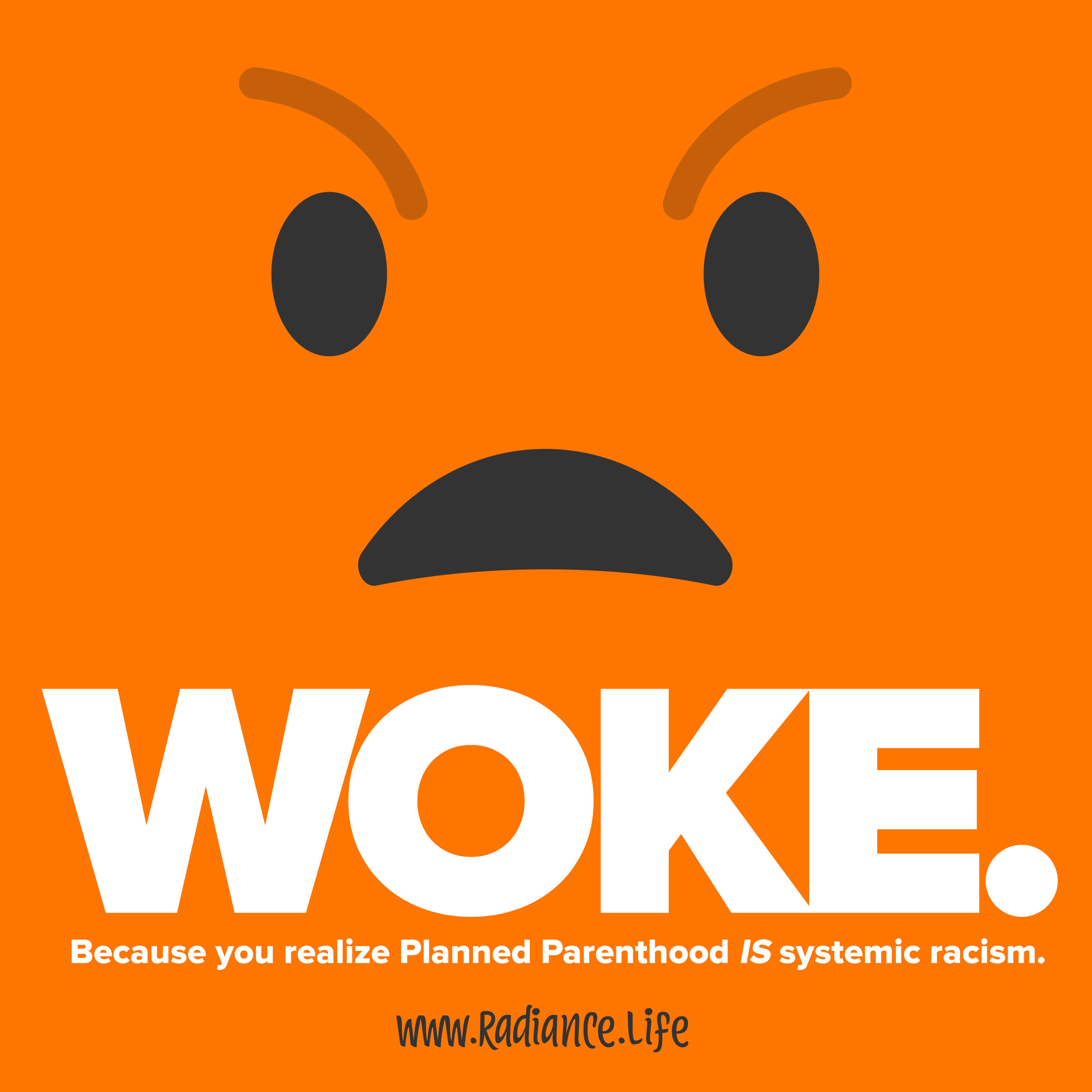 """WOKE"" by The Radiance Foundation"