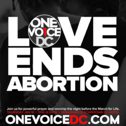 """Love Ends Abortion"" by The Radiance Foundation"