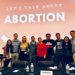 Ryan Bomberger and fellow prolife panelists crush the pro-abortion side at University of Indiana.