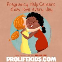 """Pregnancy Centers"" by The Radiance Foundation"