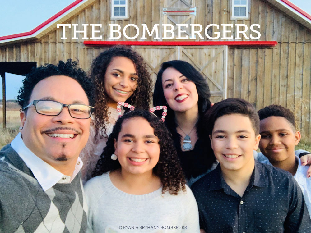 THE BOMBERGER FAMILY