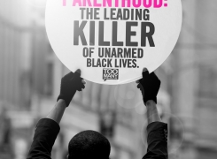 Dear Liberals: Planned Parenthood is the Leading Killer of Unarmed Black Lives.