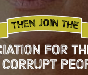 The National Association for the Advancement of Corrupt People